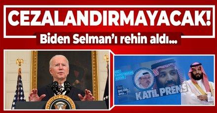 ABD basını duyurdu: ABD Başkanı Joe Biden 'Cemal Kaşıkçı'nın ölüm emrini veren Muhammed bin Selman'ı cezalandırmayacak!