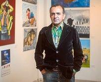 Dünyaca ünlü Türk ressamın şatosuna hırsız girdi