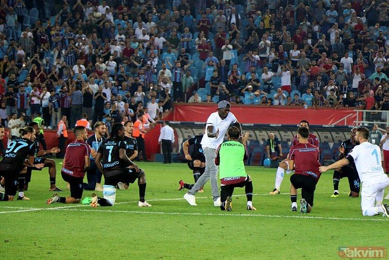 Trabzonspor-Galatasaray maçını böyle yorumladılar
