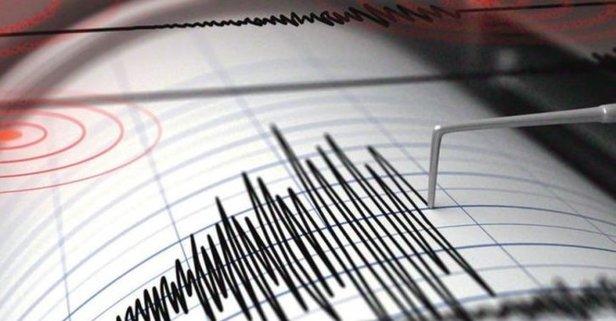 ABD'de 6.3 büyüklüğünde deprem