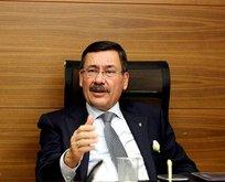 Başkan Gökçek'ten, CHP'li vekilin sözlerine sert tepki
