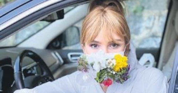 Çiçek gibi önlem