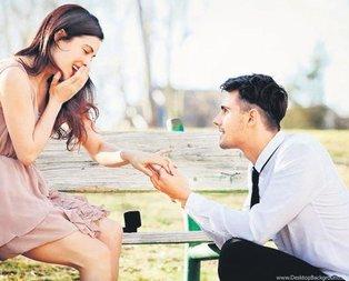 Evlenecek erkek kendini ele verir