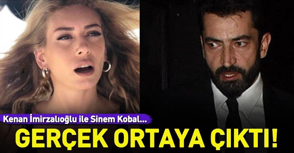 Sinem Kobal aslında...