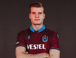 Trabzonspor'un yıldızı Alexander Sörloth: Doğru zamanda, doğru yerdeyim