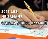 2019 LGS'nin tarihi belli oldu