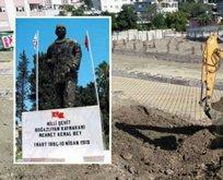 CHP'li belediyeden Atatürk'e büyük saygısızlık