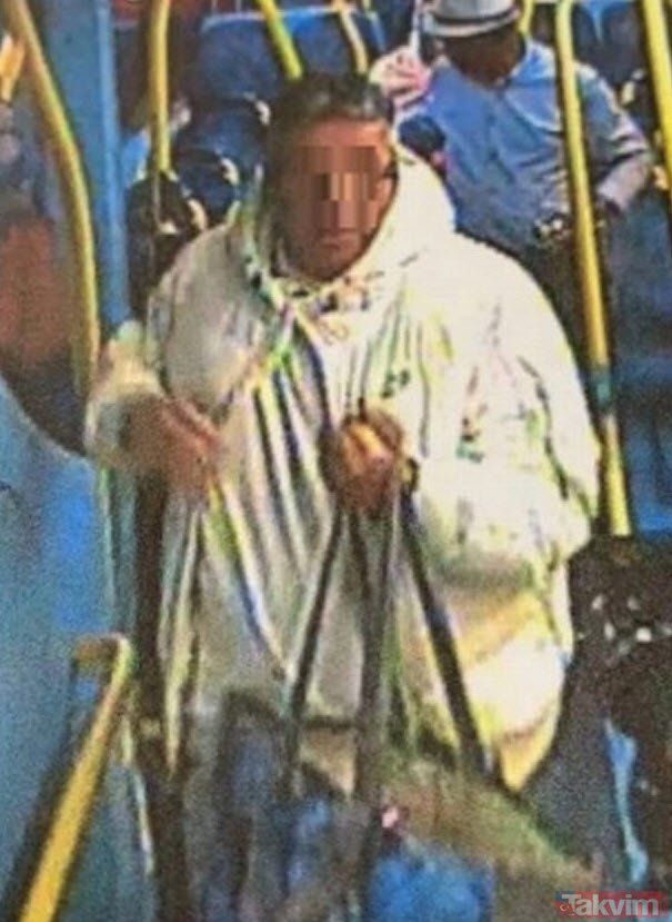 Otobüste akıllara durgunluk veren olay! Pantolonunu indirip tuvaletini yaptı