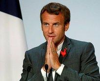 Macron'a büyük şok! Başarısız oldu