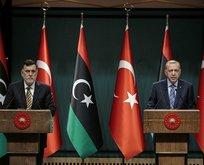 Ne Türkiye ne de Libya boyun eğer