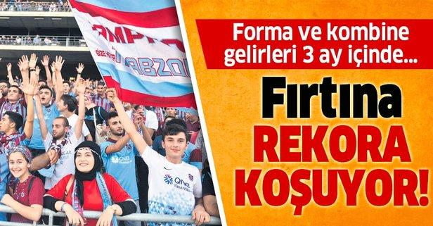 Trabzon'da forma&kombine bereketi