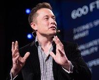 Elon oğlu yapıyor!