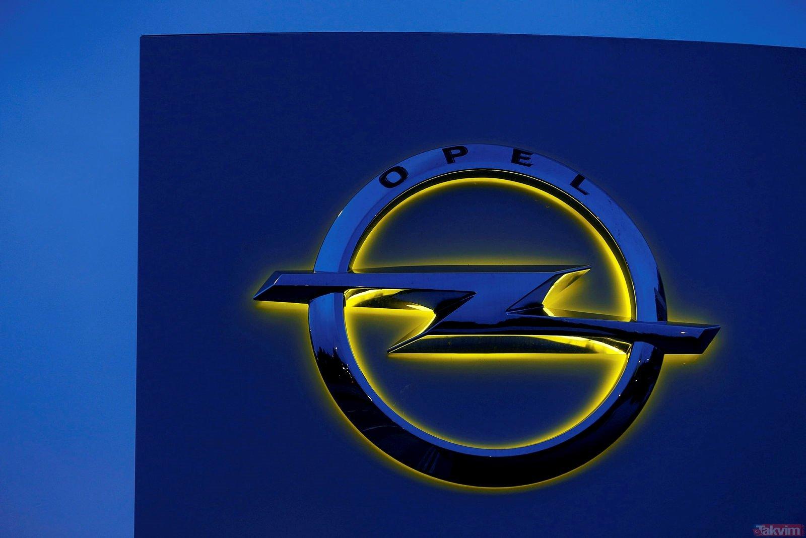 Opel 2019 yılında üç otomobil modelini artık üretmeyecek!