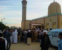 Mısırdaki cami saldırısında flaş gelişme
