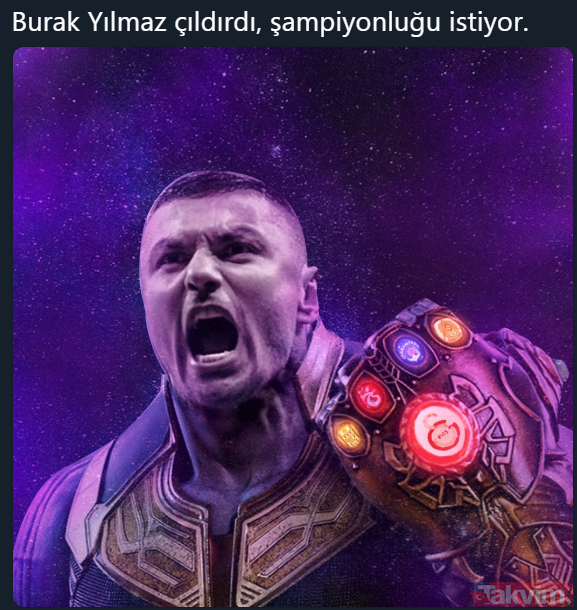 Beşiktaş'ta Burak Yılmaz şov yaptı sosyal medya yıkıldı! İşte o mesajlar...