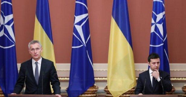 NATO'dan Ukrayna'ya tam destek