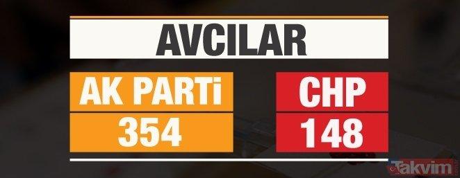 İstanbul'da geçersiz oyların sayımında hangi partiye kaç oy eklendi? AK Parti ve CHP arasında fark kaç?