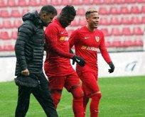 Kayserispor'da sakatlık şoku!