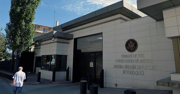 ABD Büyükelçiliğine saldırıda flaş gelişme