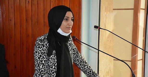 Siverek Belediye Başkanlığına Ayşe Çakmak seçildi