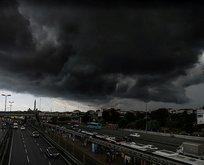 Meteoroloji'den bu bölgelere son dakika fırtına uyarısı