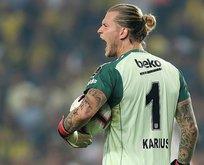 Fenerbahçeli yıldızdan Karius'a küfür!