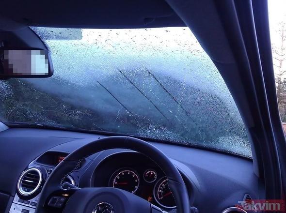 Araç sahiplerine önemli uyarı! Camınız bu hale geldiğinde hemen...