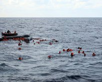 Libyaaçıklarında en az 17 göçmen öldü