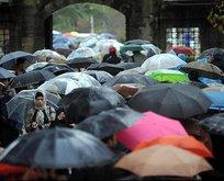 Meteoroloji'den 9 il için son dakika yağış uyarısı