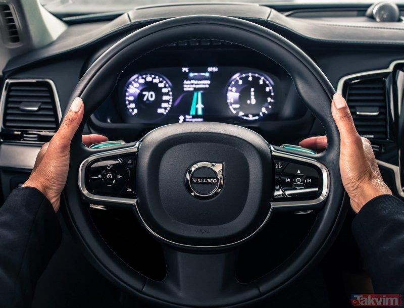 Volvo'dan radikal karar! Volvo 2020'den itibaren otomobillere hız sınırı getiriyor...