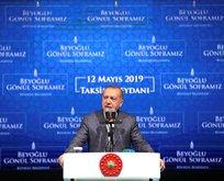 Başkan Erdoğan: Sanatçı dalkavukluk yapmaz