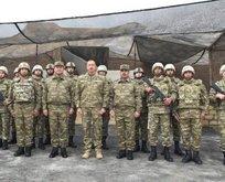 Azerbaycandan Ermenistana gözdağı