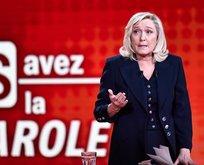 Le Pen'den İslam'a hakaret