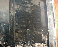 Kocaeli'de Bitcoin yangını