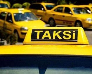 Kurala uymayan taksiciye ceza