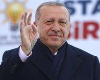 Başkan Erdoğan yılın kişisi seçildi