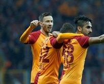 İstanbul'da gol yağmuru