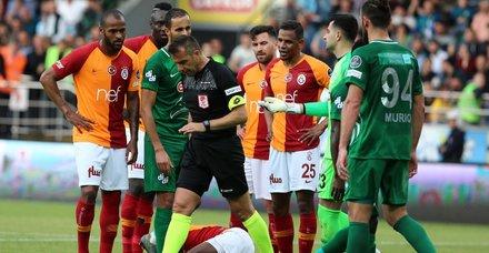 Çaykur Rizespor Galatasaray maçının tekrarını istiyor