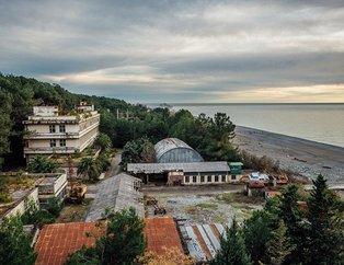 Karadenizde gizli üs!