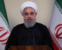 İran'da Ruhani'ye büyük şok! İstifa etti