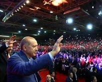 Cumhurbaşkanı'ndan Avrupalı Türklere müjdeler