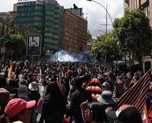 Bolivya'da ölenlerin sayısı 25'e çıktı