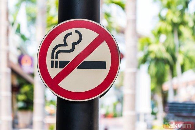 Sigaradan kurtulanlarda akciğer kanseri riski hızla azalıyor