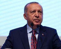 Erdoğan, milletvekilleri ile bir araya geldi