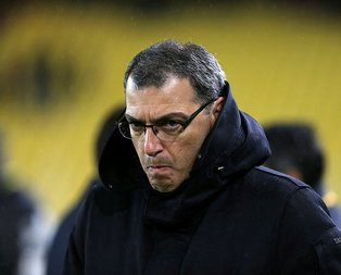 F.Bahçeyi karıştıran iddia! Comolli Akhisarspor maçında...