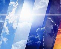 Meteorolojiden uyarı geldi! Hafta sonu hava nasıl olacak?