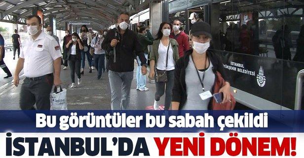İstanbul'da yeni dönem