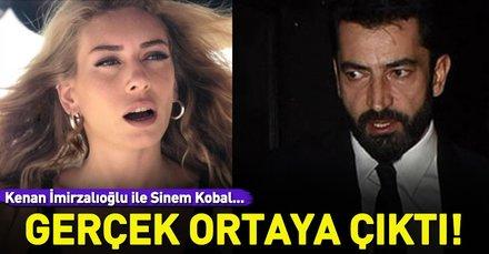 Sinem Kobal hakkında şaşırtan gerçek! Kenan İmirzalıoğlu'nun eşi Sinem Kobal gerçekte...