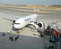 İstanbul Havalimanı'ndan ilk tarifeli yurt dışı seferi gerçekleşti!