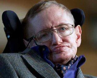 Stephen Hawking'ten hafızalara kazınan 'kıyamet' uyarıları